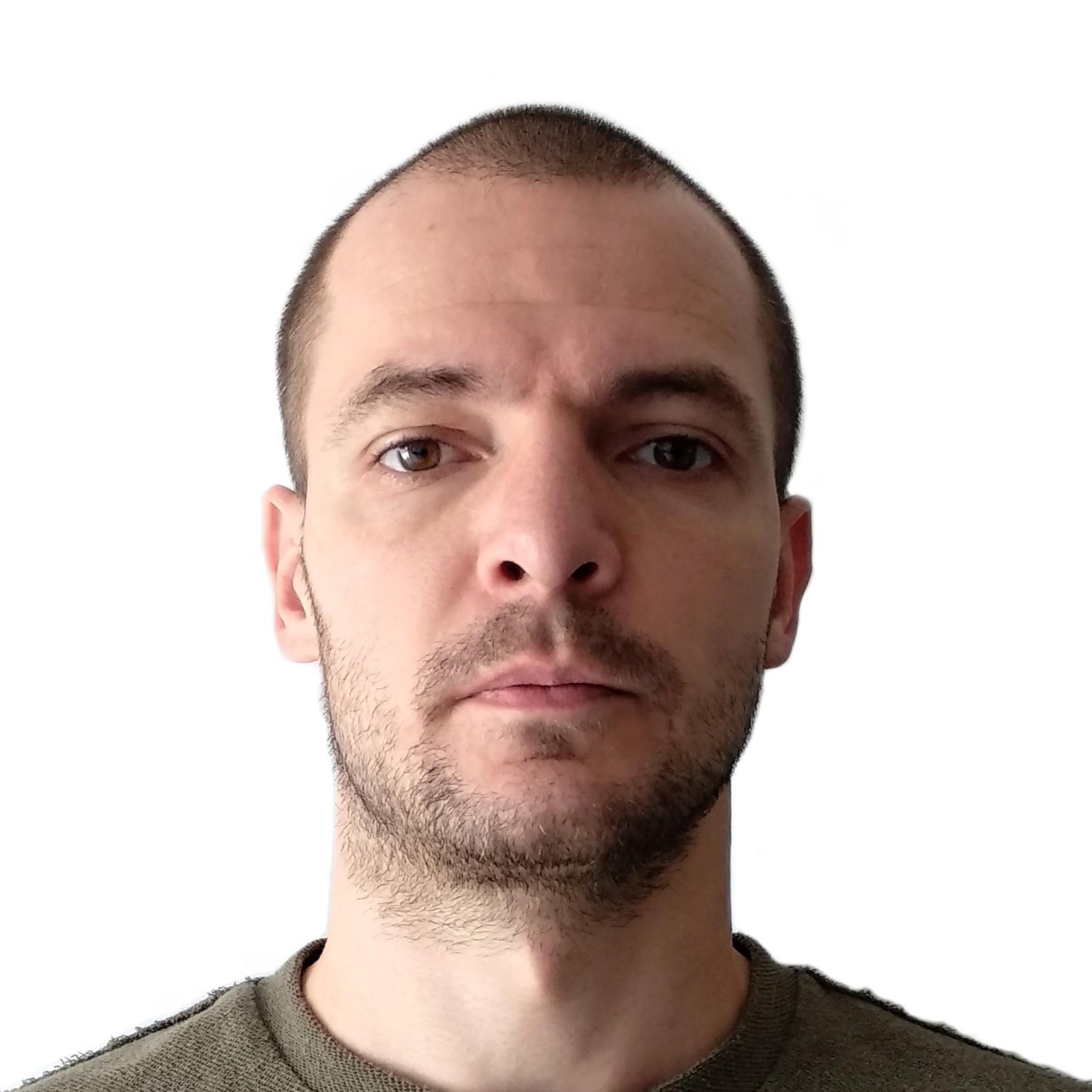Zdravotnícky pracovník Bc. Lukáš Tóth