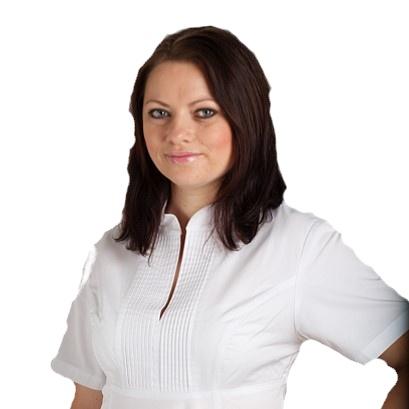 Zdravotnícky pracovník Bc. Lucia Hlinková
