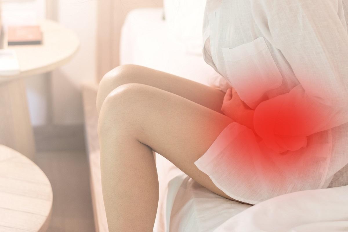 Bolesť v podbrušku je sprievodným javom mimomaternicového tehotenstva