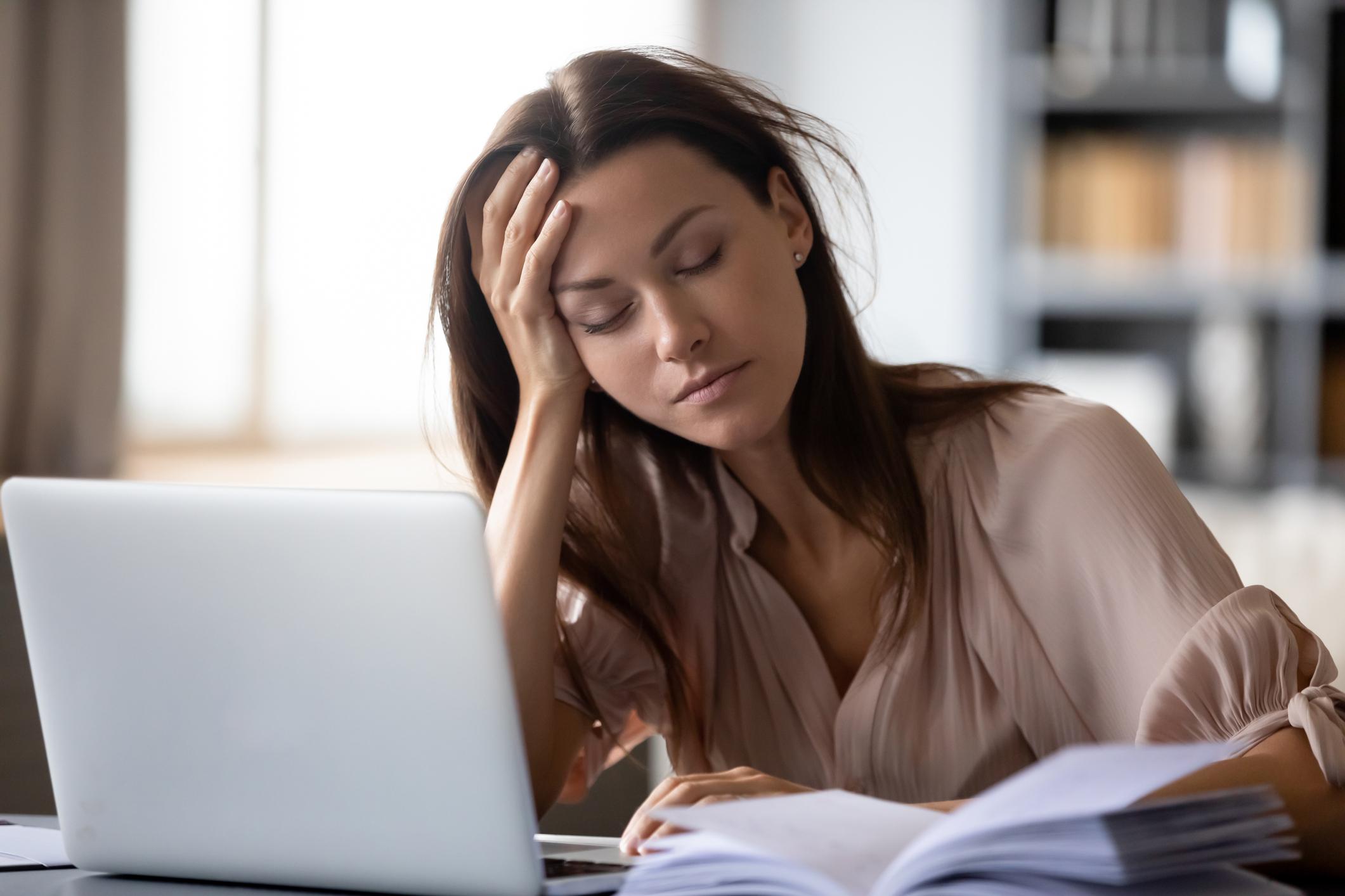 Chronický únavový syndróm