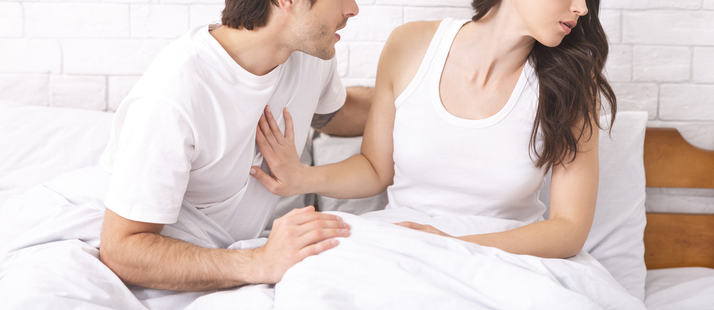 Čo je to vaginizmus?  Ako sa prejavuje a čo ho spôsobuje?