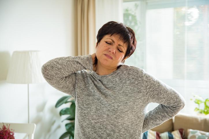 Osteochondróza: Čo je to ochorenie platničiek chrbta, aké má príznaky?