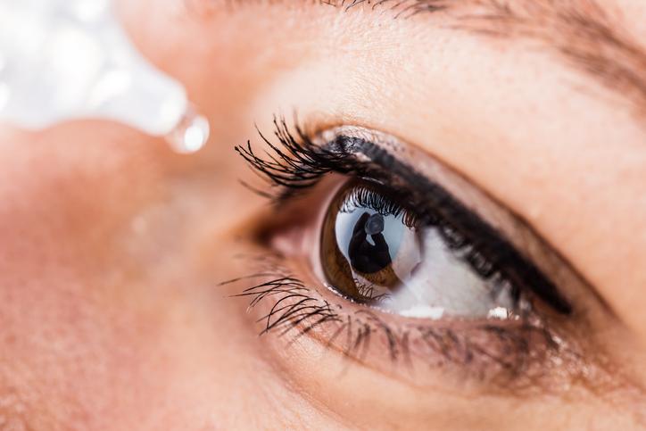 Syndróm suchého oka