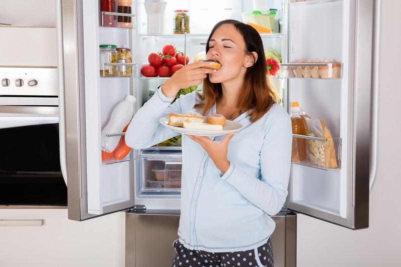 Tehotenské chute po jedle sú úplne bežné v tehotenstve