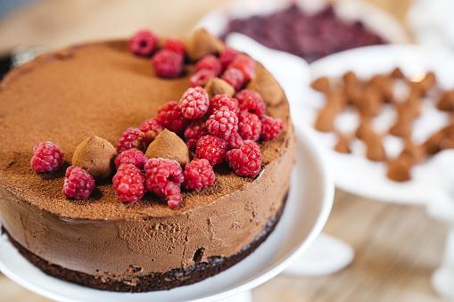 Výborná čokoládová torta z ovsených vločiek a bez cukru? Ako na Recept?