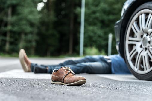 Ako správne postupovať pri dopravnej nehode
