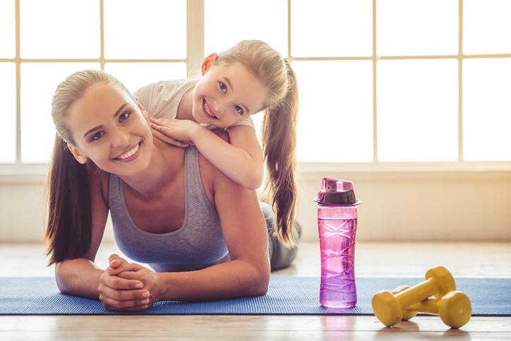 Ako viesť deti k zdravému životnému štýlu