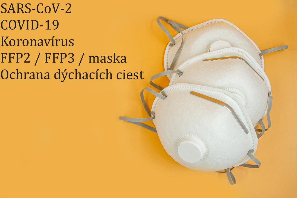 Aký respirátor je účinný proti koronavírusu / COVID-19? Je potrebná ochrana FFP1, FFP2 či FFP3? Alebo postačuje maska?