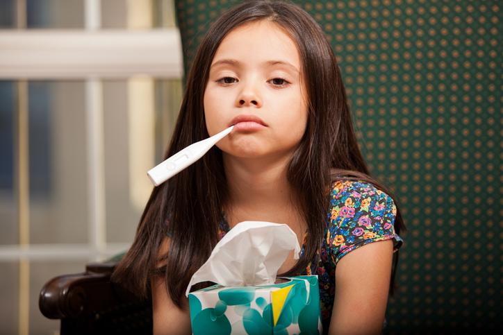 Letné chrípky a prechladnutia u detí. Viete ako sa im vyhnúť?