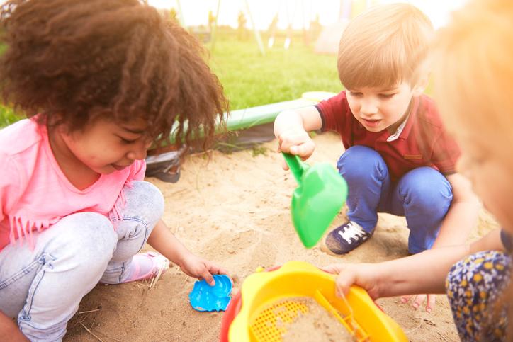 Detské pieskovisko ako možné zdravotné riziko