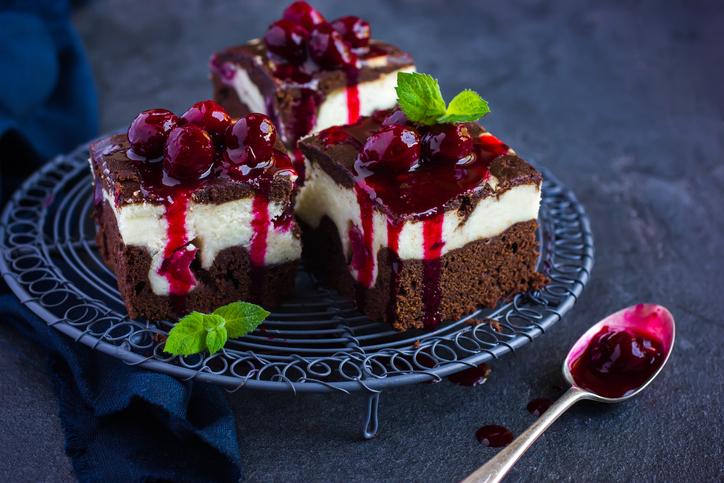 Recept na fit strúhaný tvarohový koláč s ovocím. Ako maškrtiť zdravo?