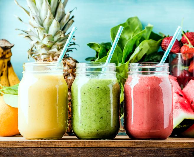 Smoothie recepty z ovocia, zeleniny, pre zdravie, energiu, chudnutie?