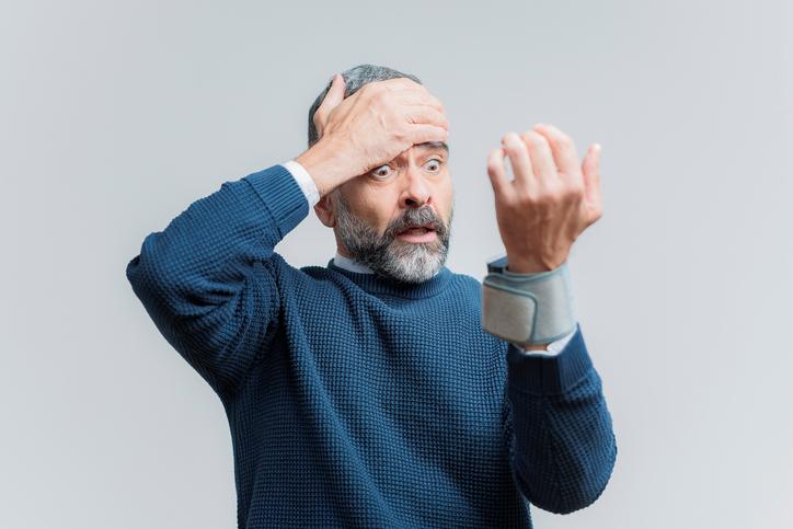 Neliečená hypertenzia ohrozuje zdravie a život