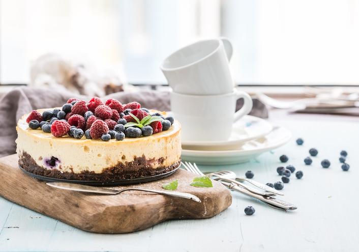 Nízkotučný tvarohový koláč? Vyskúšajte fit recept na nepečený oreo cheesecake