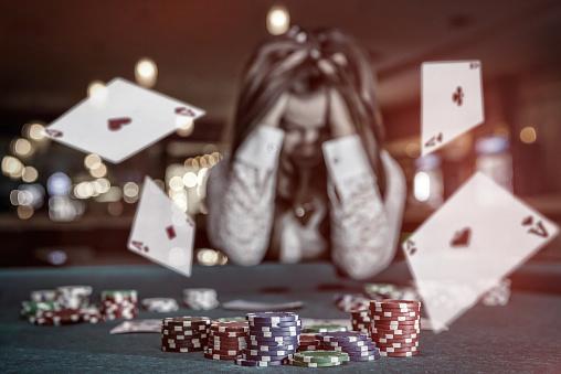 Patologické hráčstvo - gamblerstvo a jeho dôsledky na život