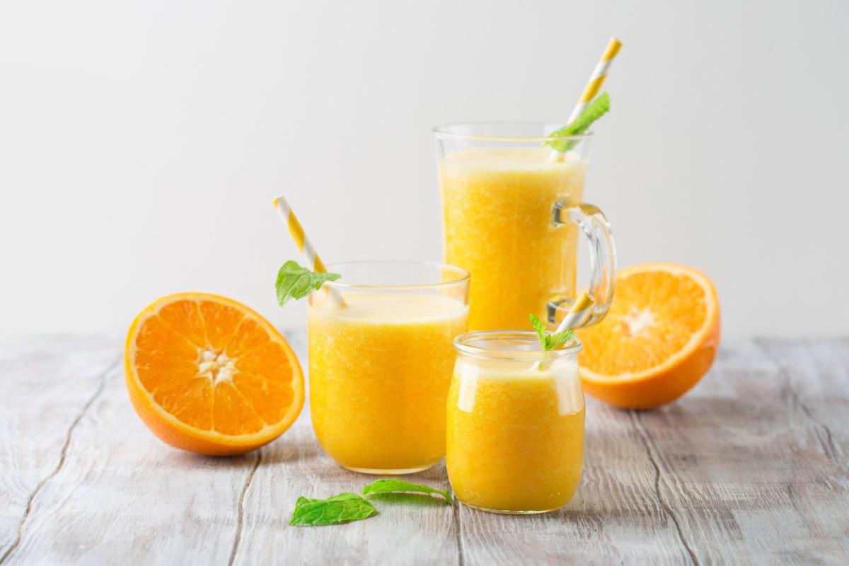 Pomarančové smoothie: 3 zdravé recepty ako prírodný zdroj vitamínu C?