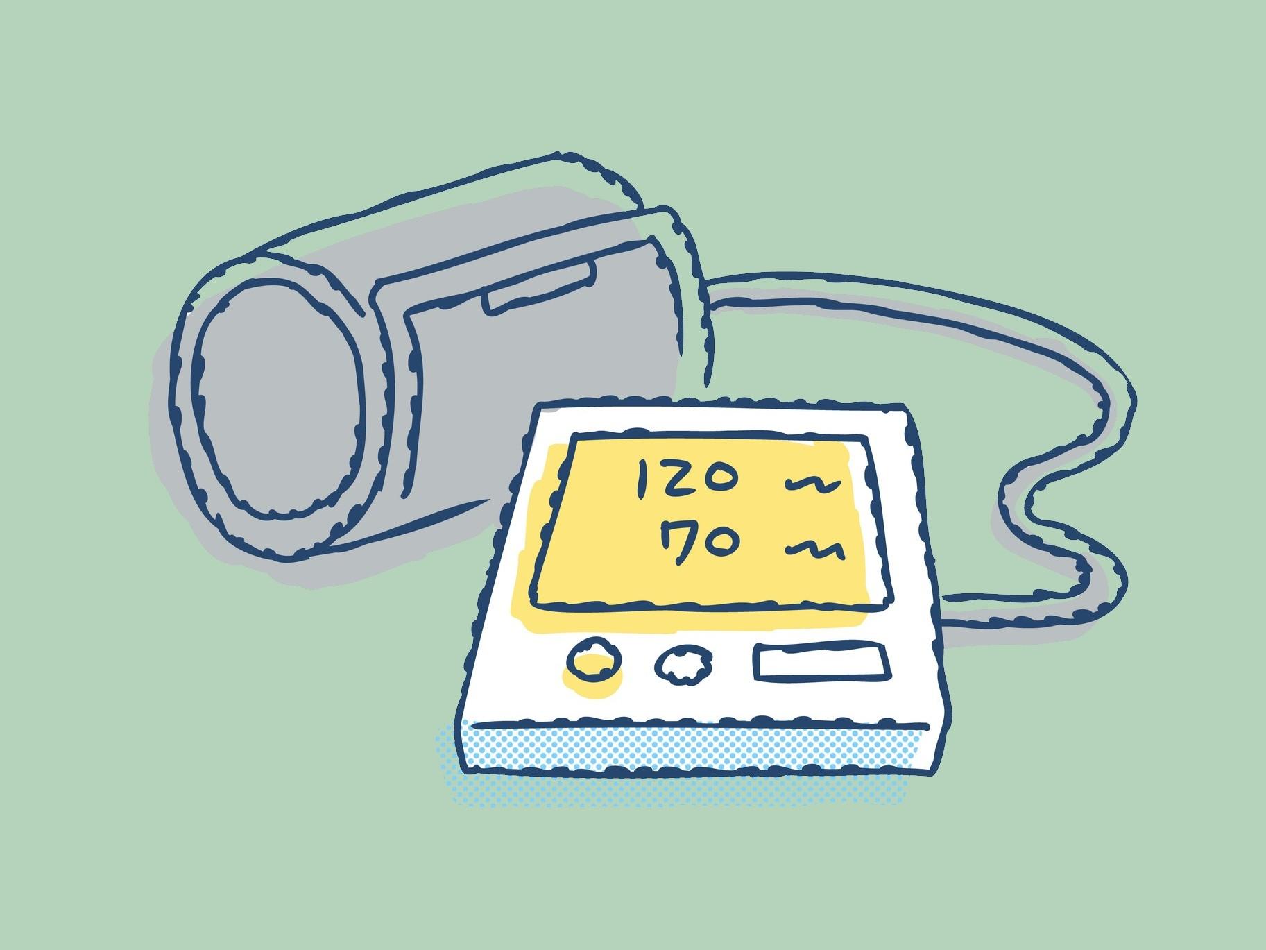 Prehľadná tabuľka: aké hodnoty má nízky, normálny a vysoký krvný tlak?
