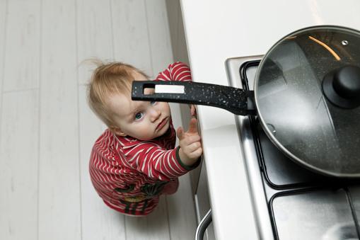 Prvá pomoc pri popáleninách u detí