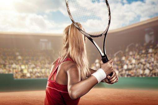 Tenisový lakeť - na to, aby ste ho dostali, nemusíte byť špičkový tenista