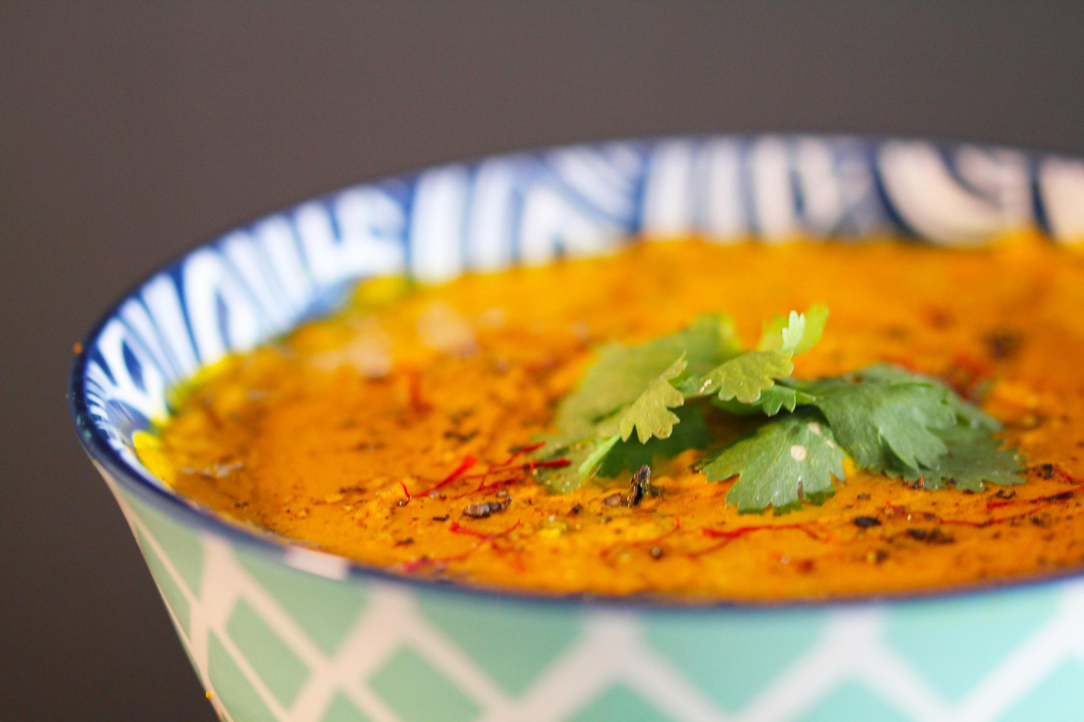 Tradičná tekvicová polievka v zdravej verzií? Toto je recept