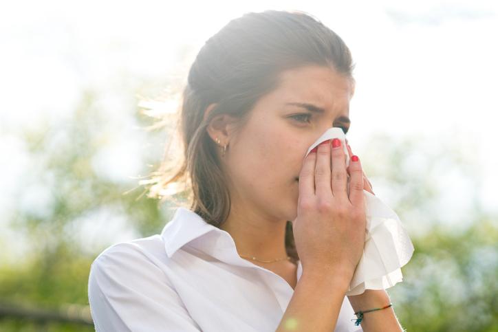 Trápi vás senná, čiže alergická nádcha?