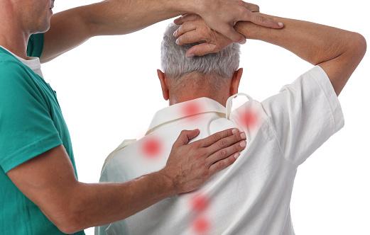 Trigger points - spúšťové body - pôvodca svalovej bolesti