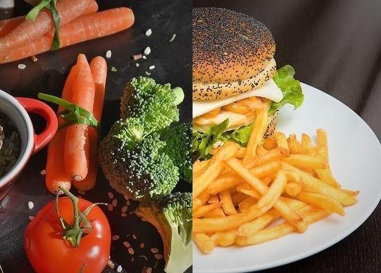Vhodné a nevhodné potraviny pre vysoký krvný tlak