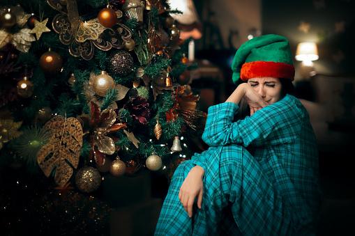 Vianočné sviatky - psychická záťaž, depresie, samovraždy