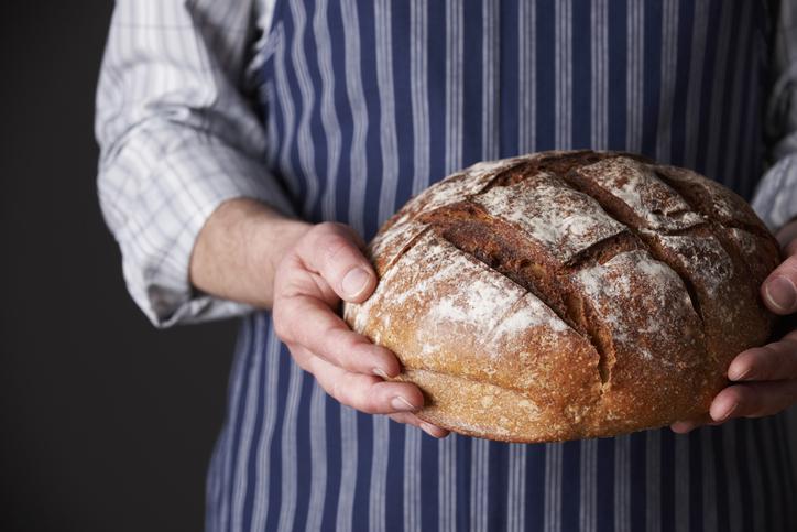 Hľadáte zdravé pečivo? Máme recept na domáci kváskový chlieb