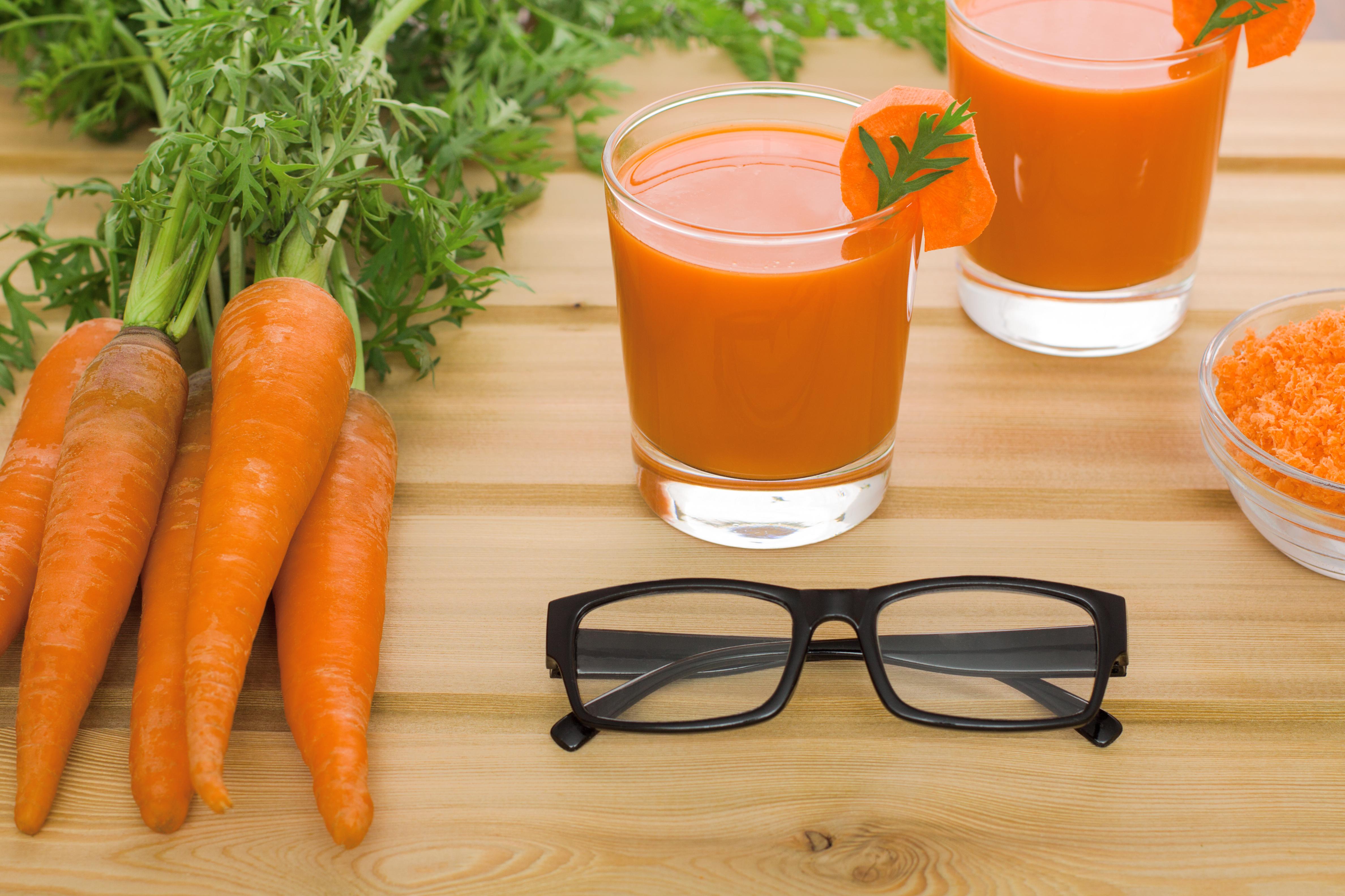 Vyživte svoj zrak. Táto strava ho posilní najviac