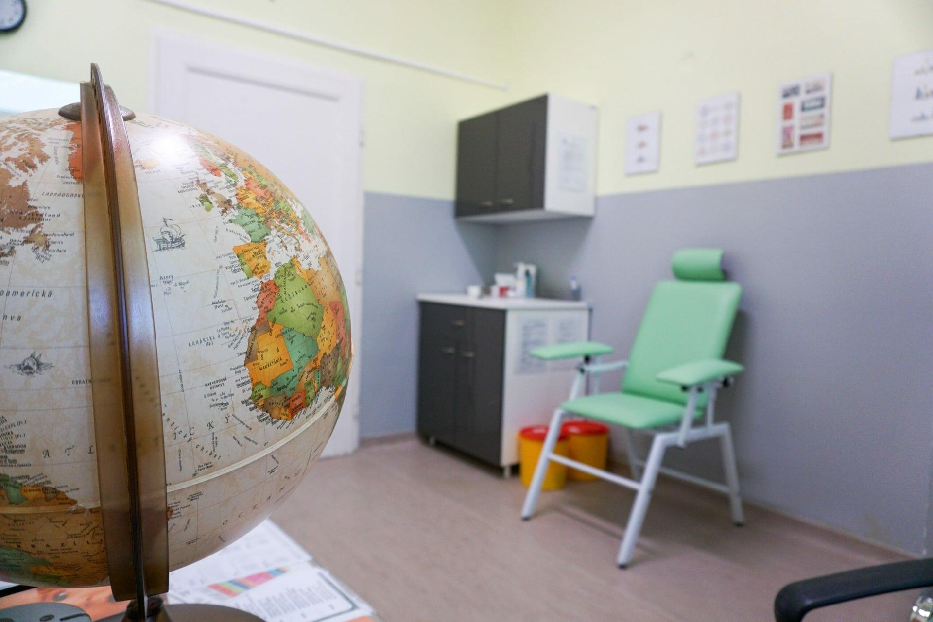 Záujem o ambulanciu pre cudzokrajné choroby a cestovnú medicínu rastie