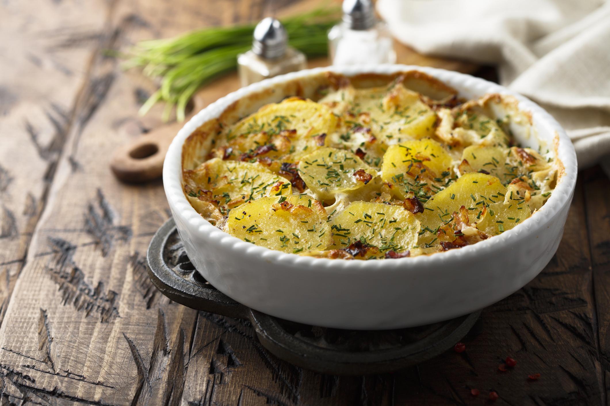 Zdravá verzia fit francúzskych zemiakov? Takýto je recept