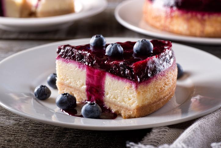 Zdravý čučoriedkový cheesecake? Vyskúšajte recept s tvarohom a mascarpone