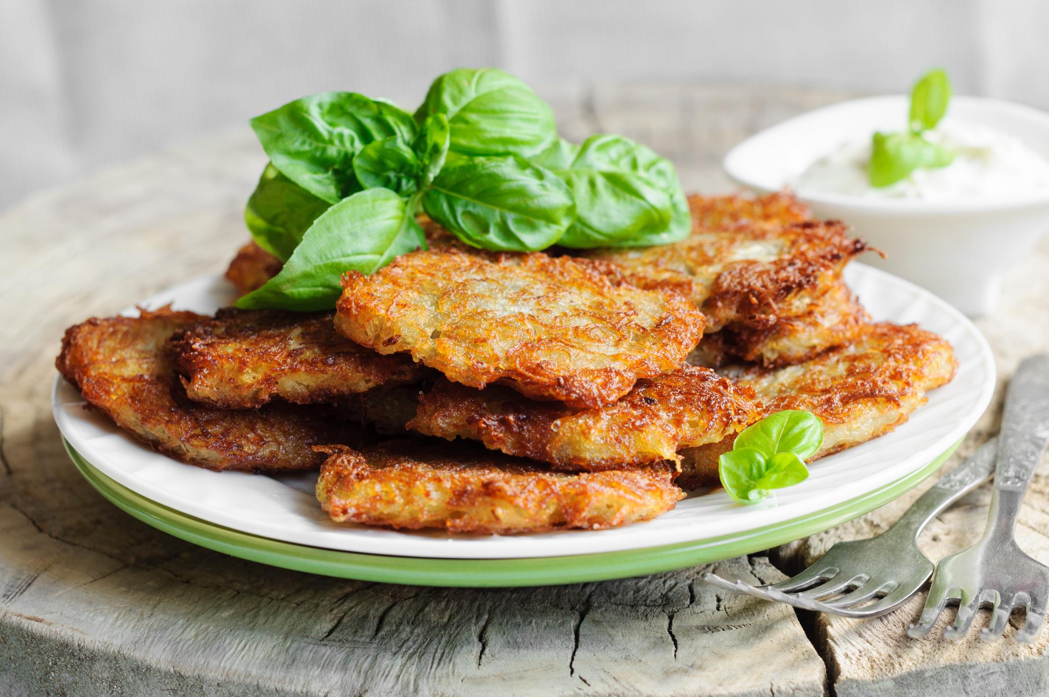 Zdravý recept na zemiakové placky. Ako na to?