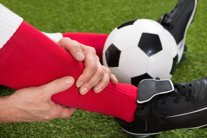 svalové kŕče pri športe najčastejšie u futbalistov